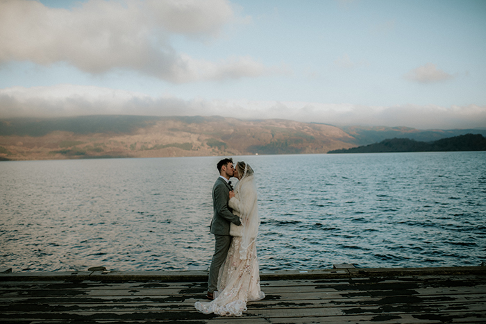 Featured Image for 16 of the best wedding venues around Loch Lomond 2019
