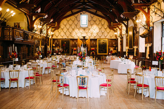 Featured Image for *This* Scottish castle is nominated for two prestigious wedding awards
