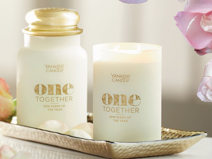 Featured Image for Yankee Candle announce their Scent of the Year - and it's perfect for your big day