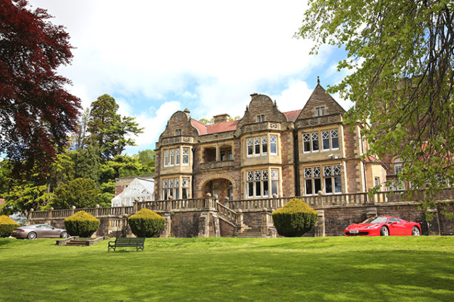 Featured Image for SWD Visits... Inglewood Hotel and Spa, Alloa