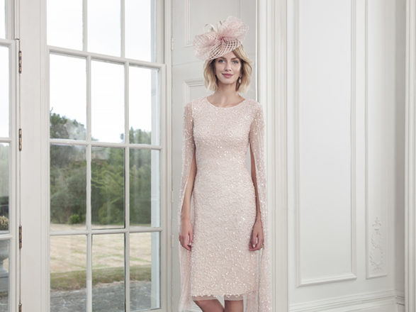 Featured Image for Our five fave mother of the bride outfits from the new John Charles SS19 collection
