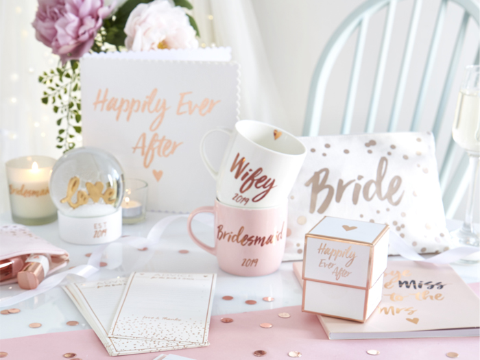Featured Image for Matalan have launched a bride + hen party range for 2019 and we want it all