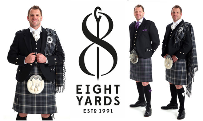 Featured Image for Hire an Eight Yards kilt for £49 with MyIdeals!