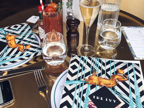 Featured Image for You and your bridesmaids NEED to try out The Ivy Edinburgh's DJ Brunch Series