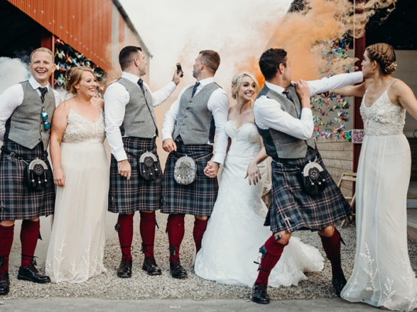 Featured Image for Real Scottish weddings of Instagram #77