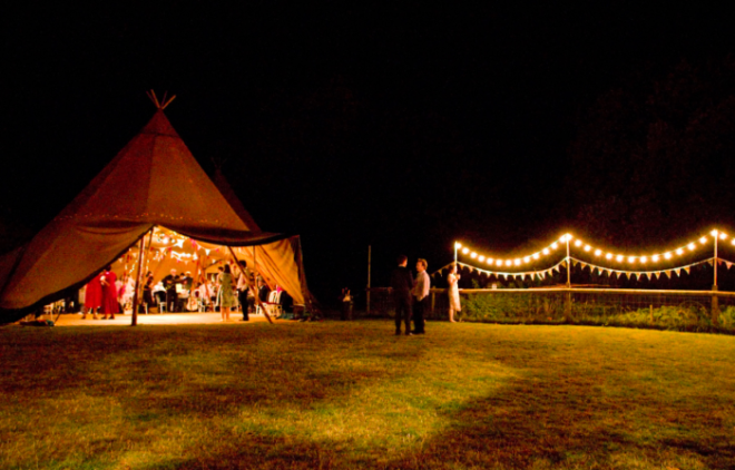 Featured Image for The Below Canvas guide to wedding tipis in Scotland