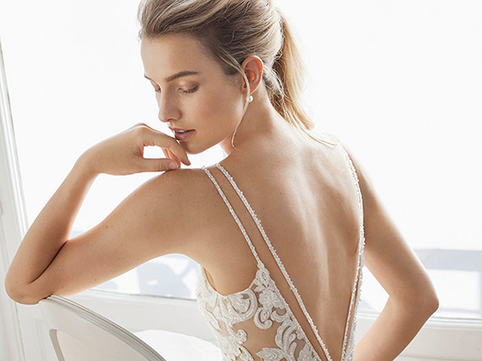 Featured Image for Meet our current bridal designer crush, Aire Barcelona