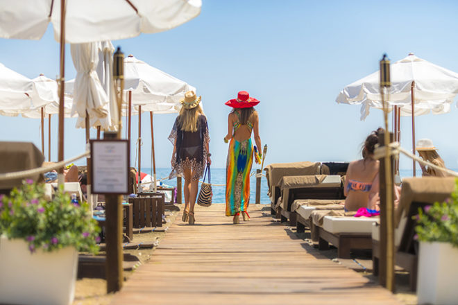 Featured Image for Have your hen do at... Amàre Beach Hotel, Marbella