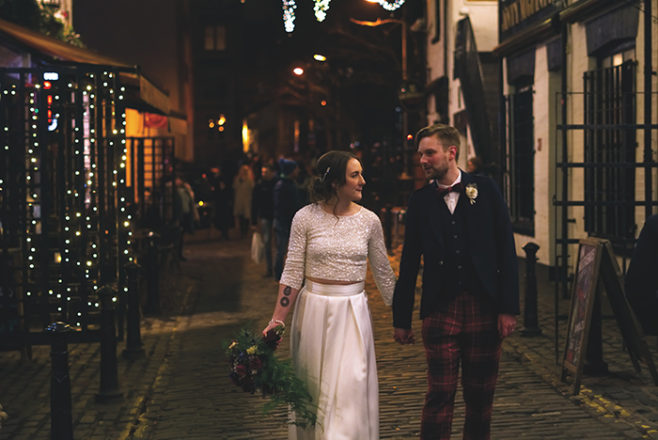 Featured Image for Real bride: We booked our videographer Capercaillie Films before finalising our venue!