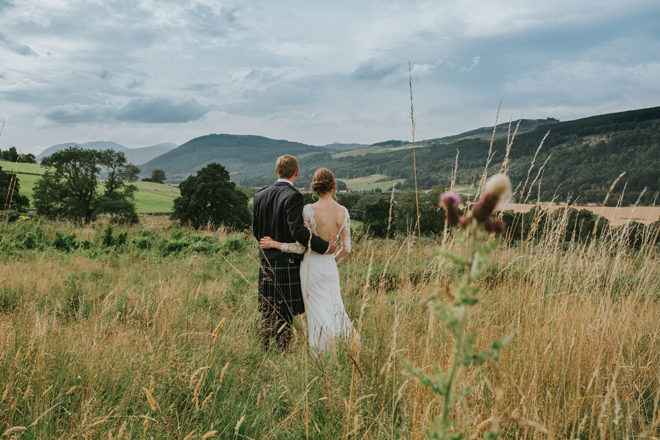 Featured Image for 25 beautiful wedding venues in the Scottish countryside 2020