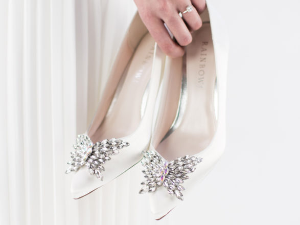 Featured Image for A new wedding shoe range has hit the high street in the Rainbow Club x John Lewis collab