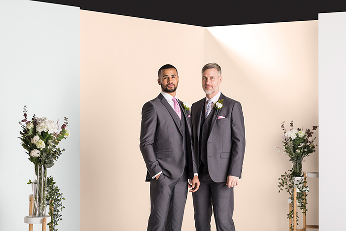 Slater Menswear's new collection