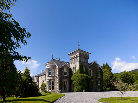 Featured Image for SWD Visits... Loch Ness Country House Hotel