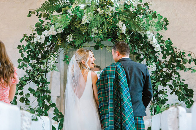 Featured Image for All in the detail: How to create a greenery and foliage wedding theme