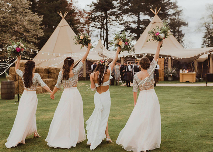 Featured Image for 39 beautiful wedding venues in the Scottish countryside 2019