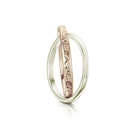 Featured Image for Check out the unique wedding rings in Sheila Fleet's new collection