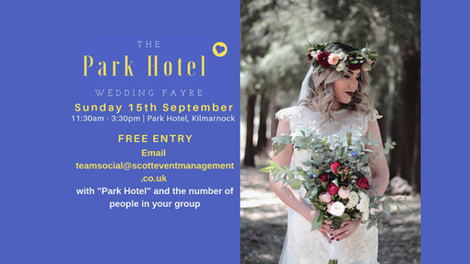 Featured Image for The Park Hotel Wedding Fayre