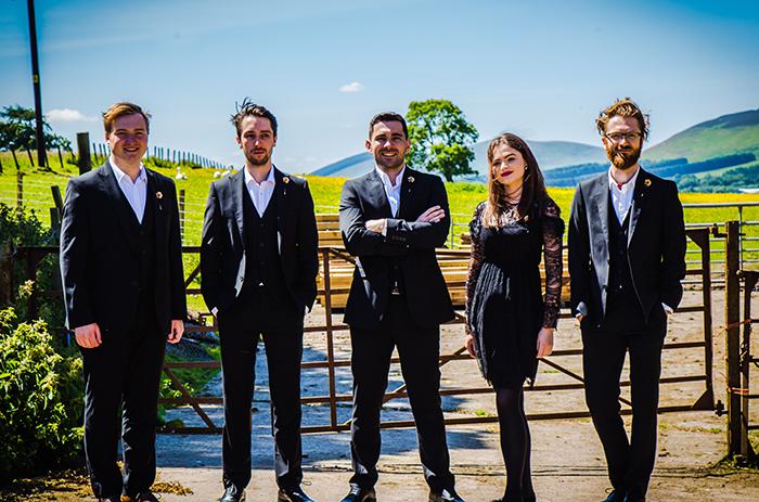 wedding entertainment scotland