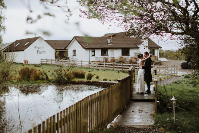 Featured Image for 19 of the best Scottish venues for small weddings 2020