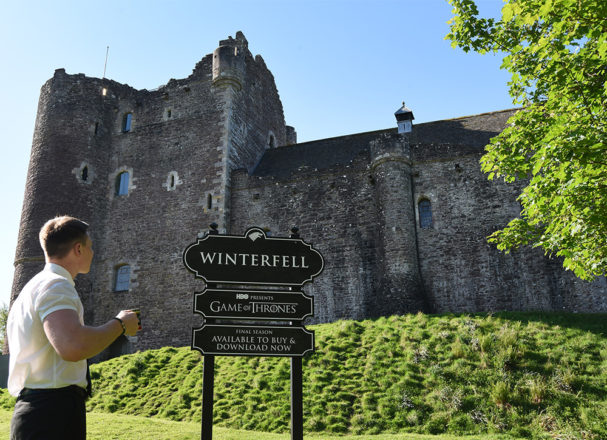 Featured Image for Doune Castle renamed Winterfell to celebrate Game of Thrones tv show