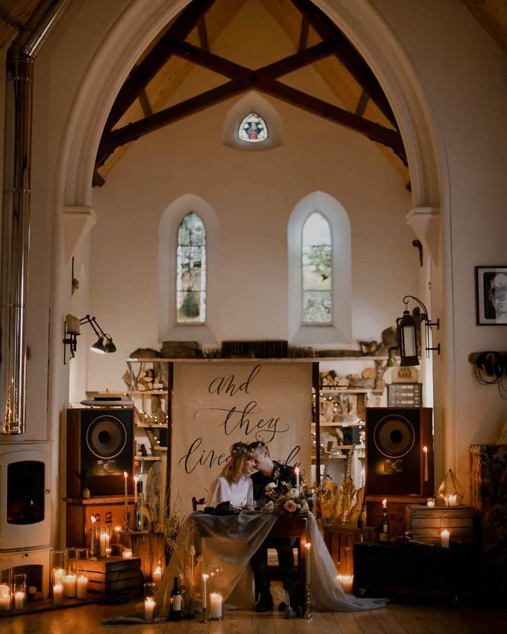 small wedding venue scotland