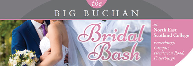 Featured Image for The Big Buchan Bridal Bash 2019