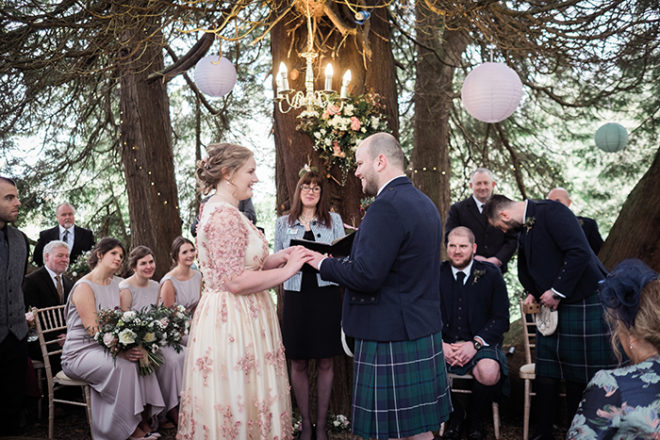 Featured Image for 33 of the best Scottish wedding venues with amazing gardens and grounds 2019