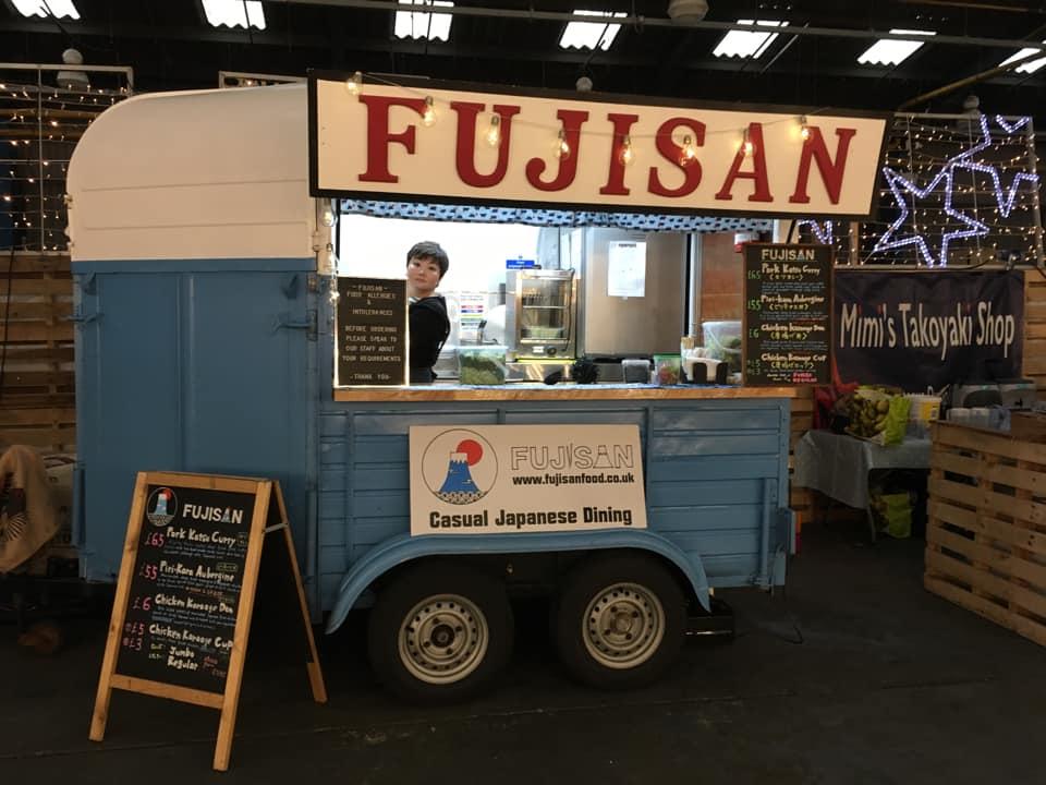 Fujisan japanese dining scotland