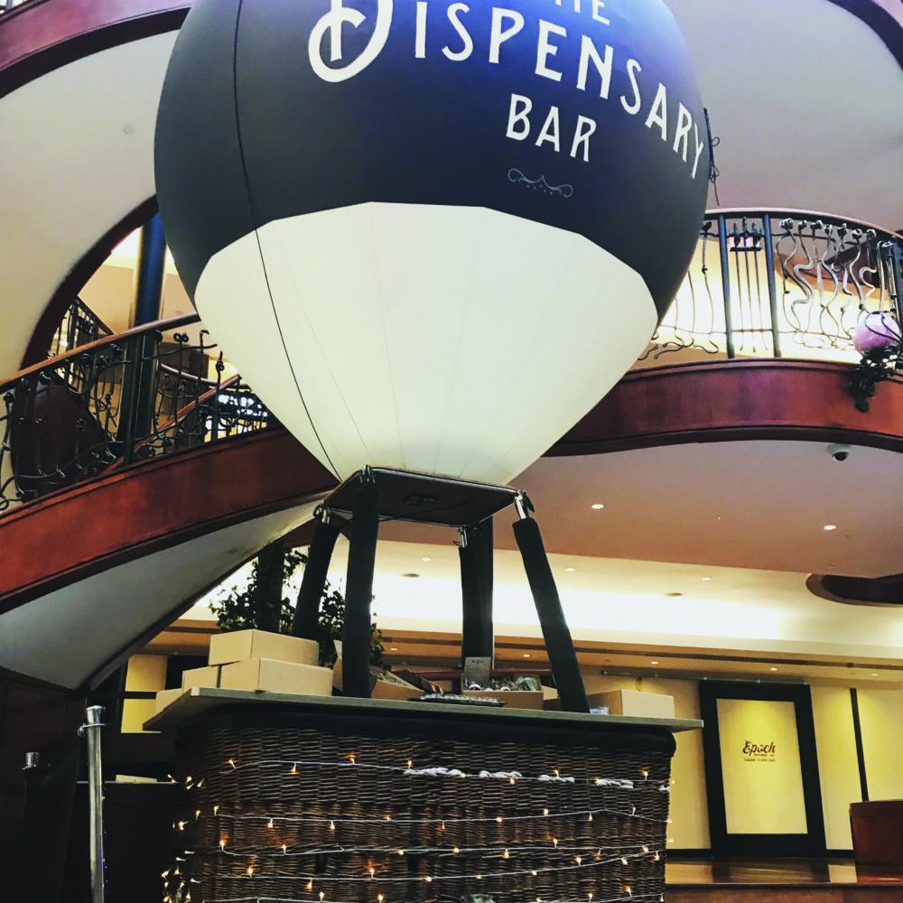 Dispensary Bar mobile bar Scotland