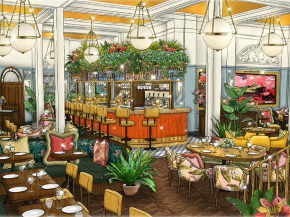 Featured Image for The Ivy Collection is opening a brand new brasserie in Glasgow