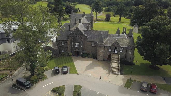 Featured Image for SWD Visits... Meldrum House Hotel, Inverurie