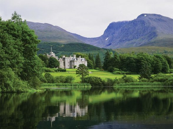 Featured Image for 7 Scottish honeymoon hotels A-list celebrities love
