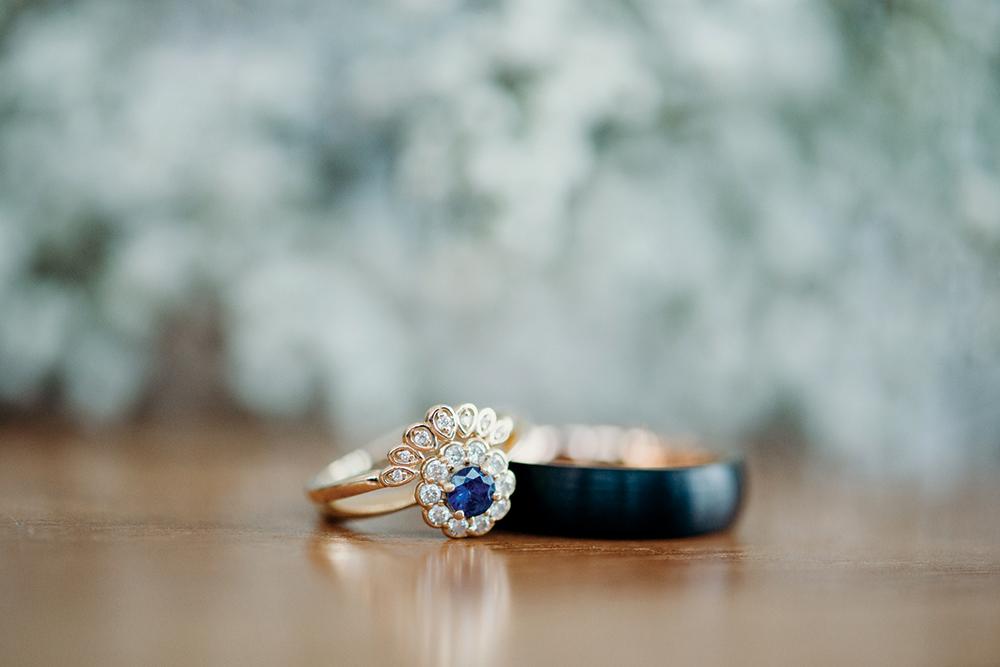 shopping for wedding ring