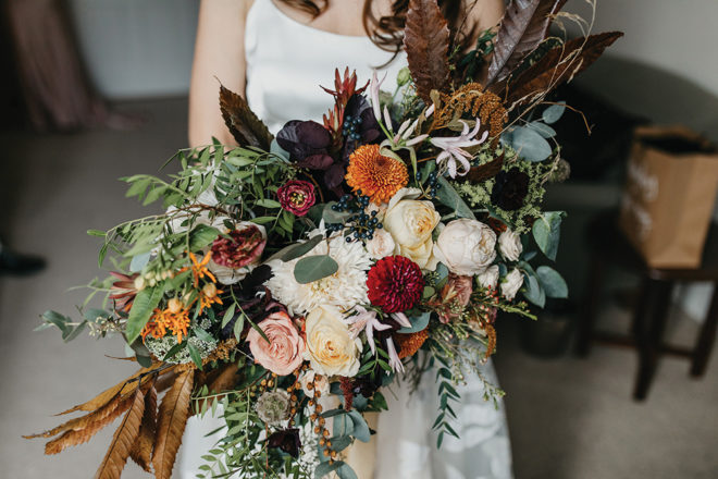 Featured Image for Married in Autumn? Here's which blooms are seasonal...