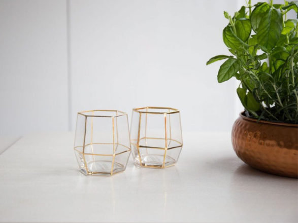 Featured Image for 8 beautiful pieces of glassware that would be perfect wedding gifts this summer