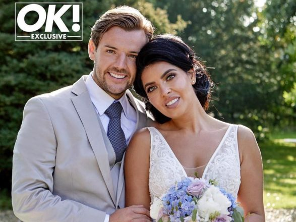 Featured Image for Love Island winners Cara De La Hoyde + Nathan Massey wed