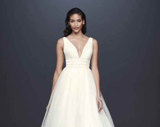 Featured Image for David's Bridal trend report 2019