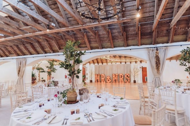 Featured Image for 40 of the best blank canvas + barn wedding venues in Scotland 2019