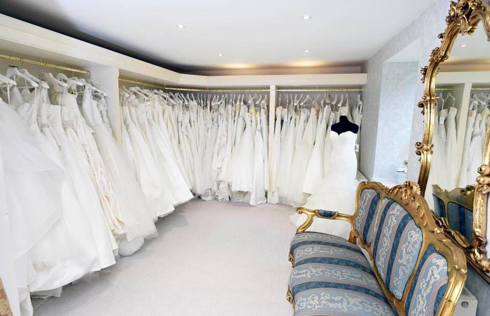 Ivory Pinks Bridal Bothwell