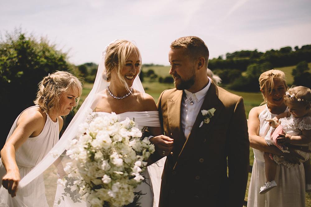 Freya Rose wedding