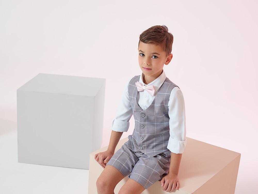 Jake Stone Short Suit - Roco Clothing