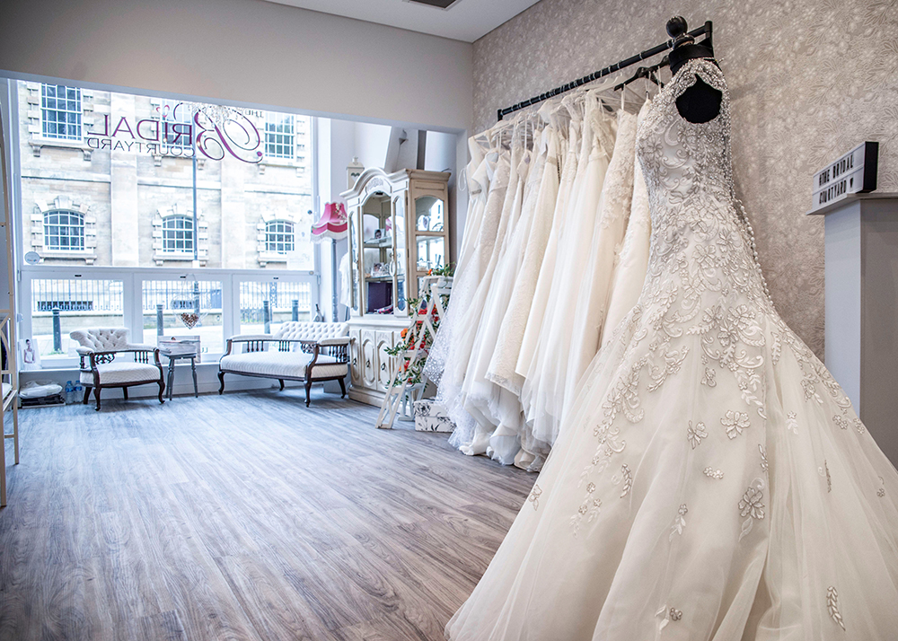 The Bridal Courtyard Glasgow 1