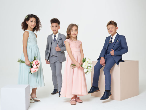 Featured Image for Wedding outfits for children from Roco Clothing