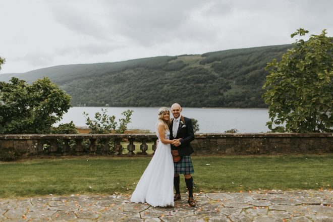Featured Image for Plan a unique lochside wedding at Ardkinglas Estate