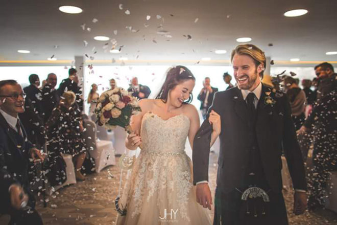 Featured Image for DoubleTree by Hilton Edinburgh City Centre Wedding Showcase