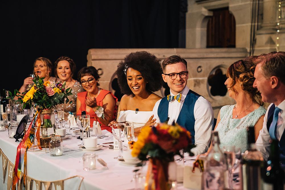 Dom Martin Photography - Glasgow Cottiers wedding