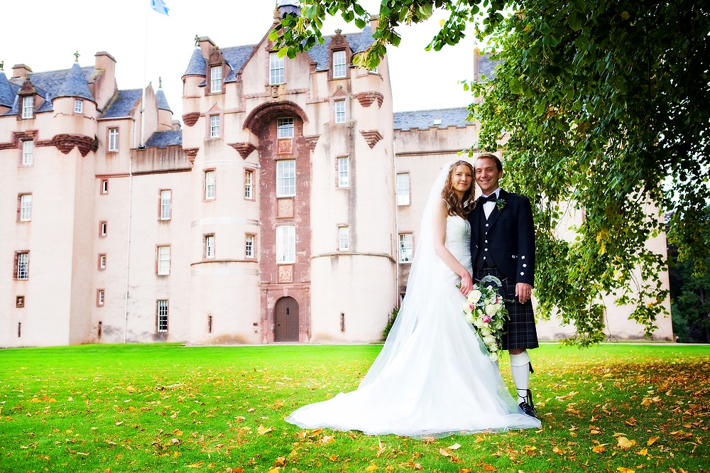 National Trust Scotland wedding venues