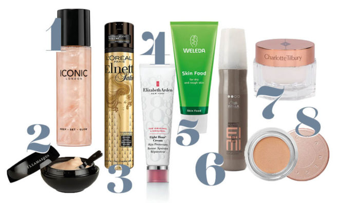 Bridal beauty must-haves