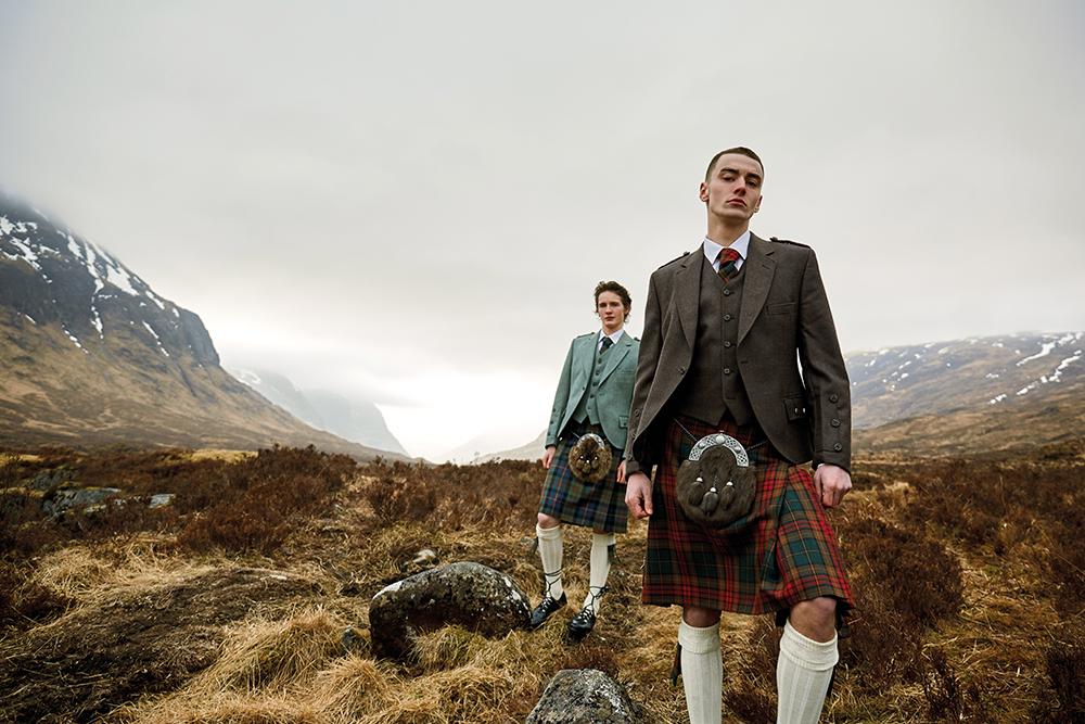 Highlandwear - MacGregor and MacDuff