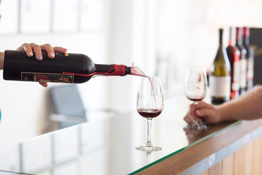 Honeymoon in Cyprus - wine tasting